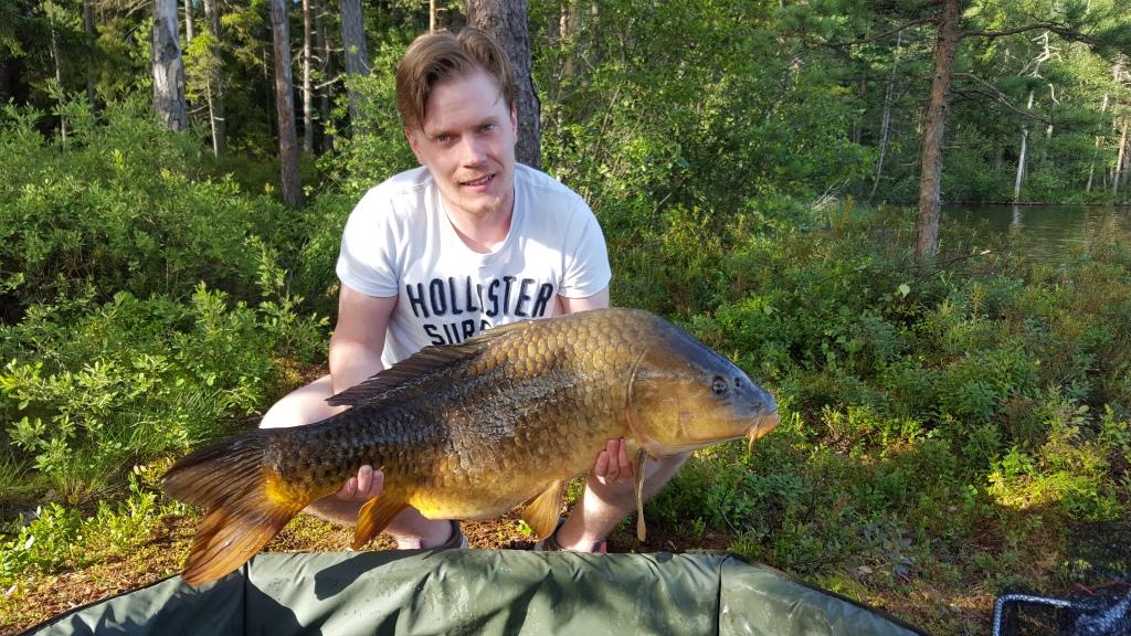 kaitalampi kalastus
