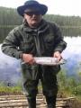 Kirjolohi kalassa...