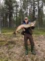 Ruotsi näytti taas parastaan 11kg hauella