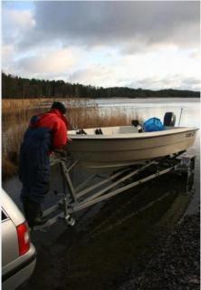 SP-Team Tammisaaren haukivesillä