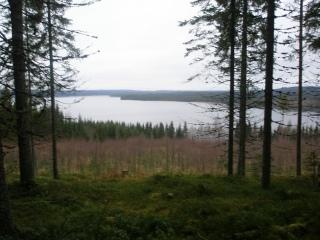 Ylä-luostanjärvi