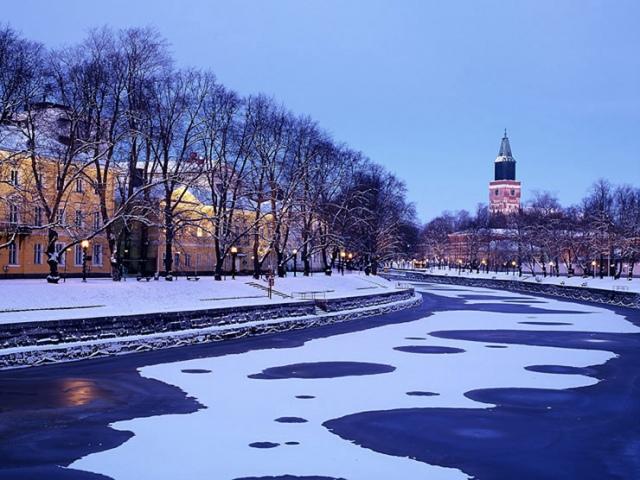 Kalastus Turku