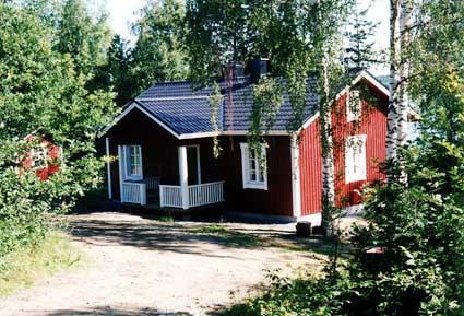 Sotavallan lomamökit, ANNA TUISKU, Lempäälä