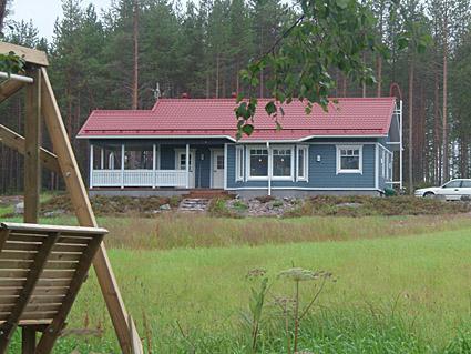MUSTIKKAKUMPU, Rovaniemi