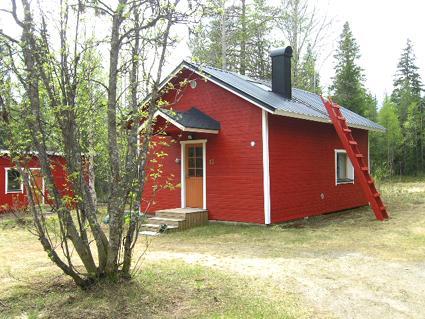 JAHTIMIEHEN PIRTTI, Anetjärvi