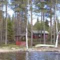 Hottituvat / Saunatupa, Tuusniemi