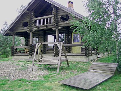 TUULIKANNEL, Ala-Heikkilän loma-asunnot, Asikkala