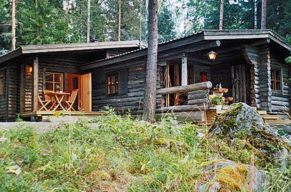 KULTARANTA, Pätiälän Kartanon loma-asunnot, Asikkala