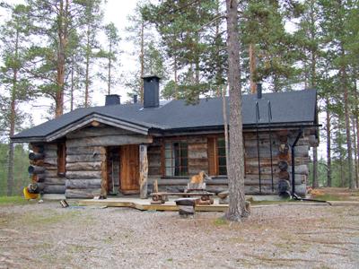 HARJULA, Kuusamo