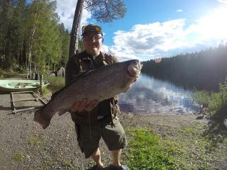 Kirjolohi 1,82 kg