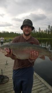 Kirjolohi 8,14 kg