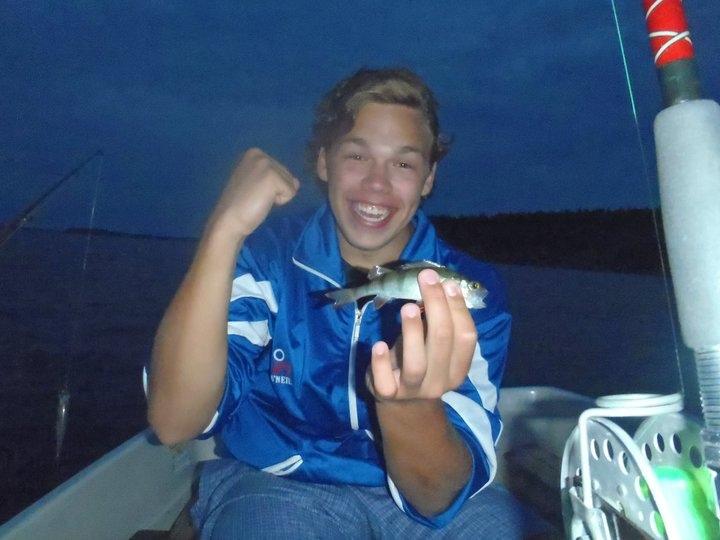 Kalastuksen pienet ja suuret ilot