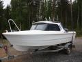 Vene,moottori ja traileri tuli ostettua ku piti ostaa vaa moottori :D