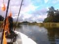 Kesäistä kalastusidylliä Emäsalossa