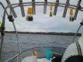 kalastusta syksyn viileydessä