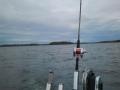 pirun kylmällä kelillä veneessä