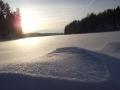 Tällänen talvikuva