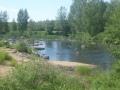 Puukoski, Merikarvianjoki