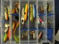 Heittokalastus pakkini: lipat ja lusikat. Voisiko joku ehdotella hyviä lusikoita ahvenille, kirjolohille ja taimenille?