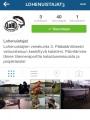 Käykää seuraamassa instagramissa jos kalastus kiinnostaa! Eli kahden kaveruksen venekunta Lohenuistajissa! :)