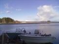 Viime vuonna jäätilanne 3.5.2012