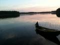 Rytkynjärvi maisemaa