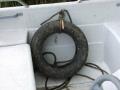 Paistasko vaiko savustasko? Tossa on pikkasen vajaa 7kg. silkkaa kumia.. Laivaväylän reunasta tarras tommonen vonkale.