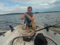 Simpeleenjärvi ja matkan pienin