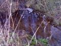 Kirkasvetinen pieni puro Alajärvellä.
