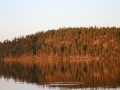 Uistelua Inarin jylhissä maisemissa