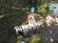 Merireissu 2011 saalis noin. 70 kuhaa ja monta ahventa joista isoin 500g. Huom kuvassa vain murto osamme saaliistamme