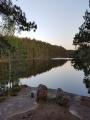 Valkjärven Sukeltajaniemi - Repoveden kansallispuisto