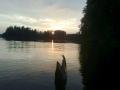 Ilta aurinko