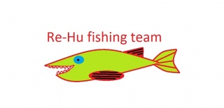 Re-Hu fishing team