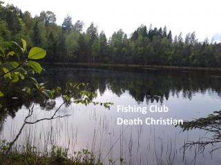 Fishing Club Death Christian