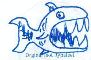 Orginal Isot Rypäleet
