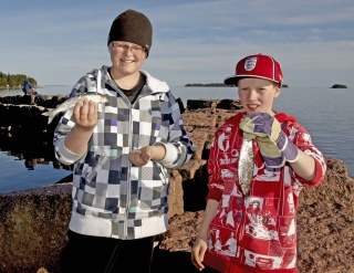 Jupperin kalastajat