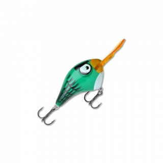 Angry Birds DT Green Bird, Rapala