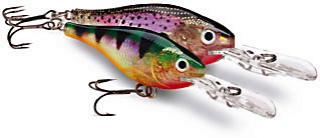 Glass Shad Rap, Rapala