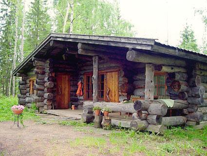 ALPPIMAJA, Pätiälän Kartanon loma-asunnot, Asikkala
