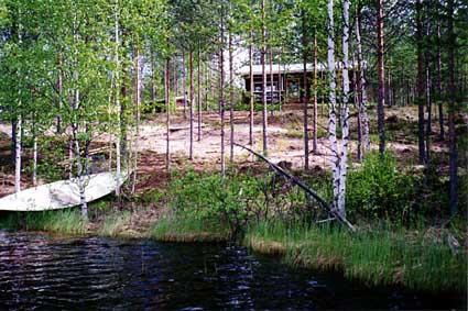 AITTOLAHTI 2, Rimpilän lomamökit, Jämsä, Himos