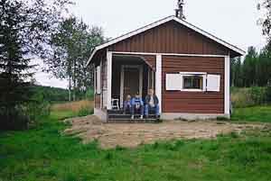 Maritupa ERÄKÄMPPÄ, Rovaniemi
